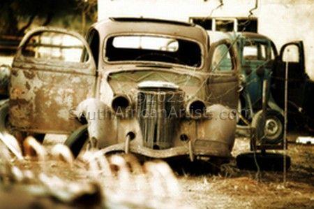 Nostalgia Car K