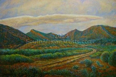 Klein Karoo Landscape