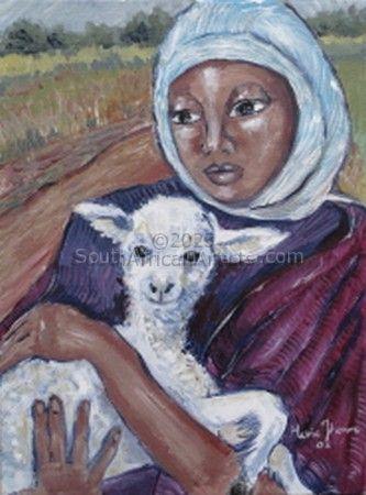 Maria's Lamb