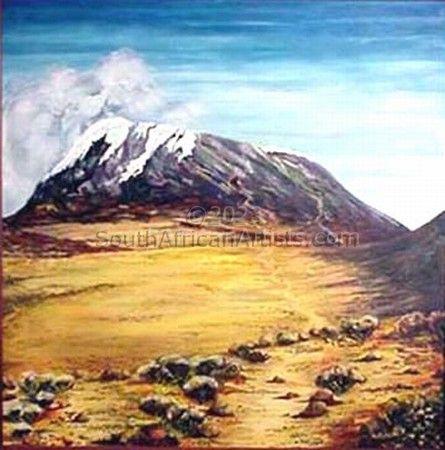 Kilimanjaro - Last Push to Kibo