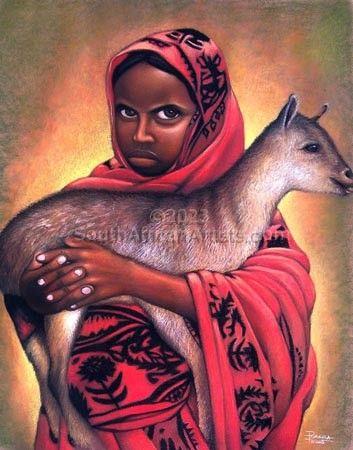 Mary Had a Little Llama