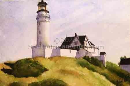 Lighthouse Psalm 43:3