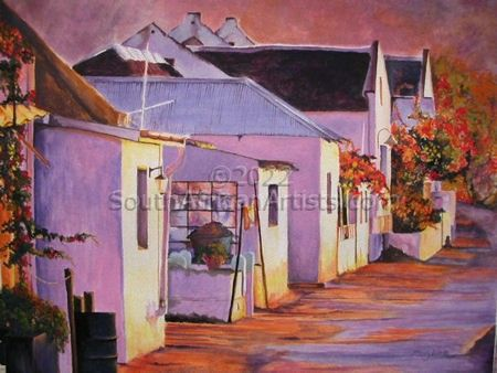 Cape Twilight