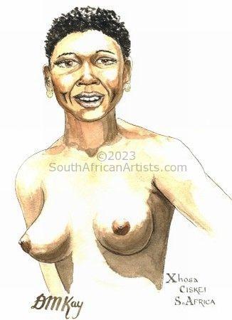 Eve: Xhosa Maiden