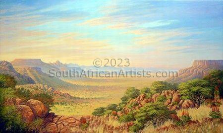 Karoo Escarpment