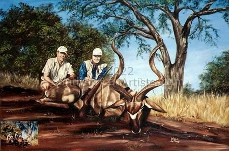 Hunting Trophy
