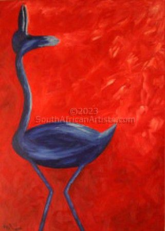 Stargaze Bird No2