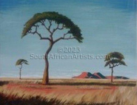 Karoo Trees