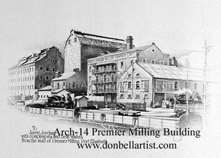 Premier Milling Building
