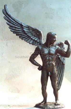Flexing Angel