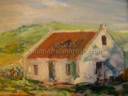Karoo Farm House