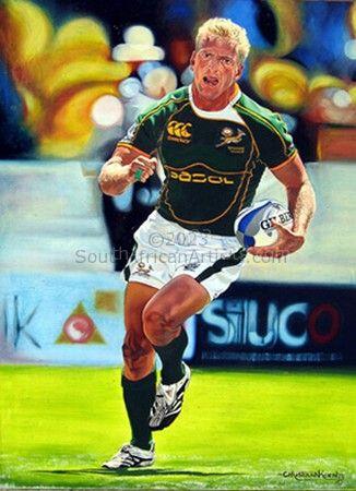 Springbok Sevens Rugby: Marius Schoeman