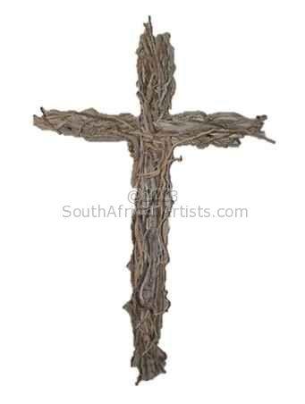 Driftwood -Cross