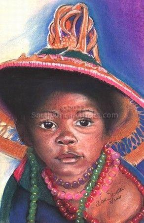 Swazi Girl