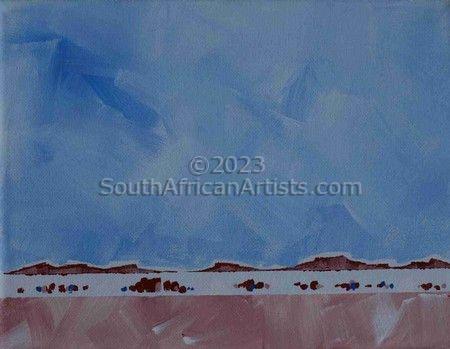 Distant Landscape 01