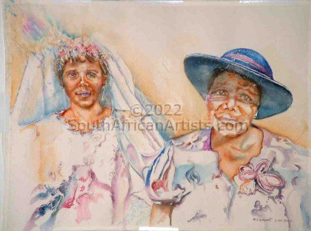 Xhoza Wedding - Goodbye from Ma