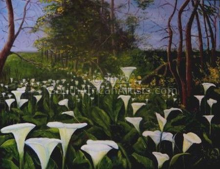 March of the Lilies