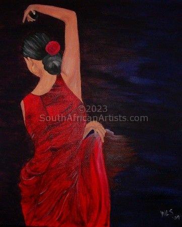 Silent Flamenco