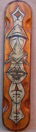 Tiki Longboard