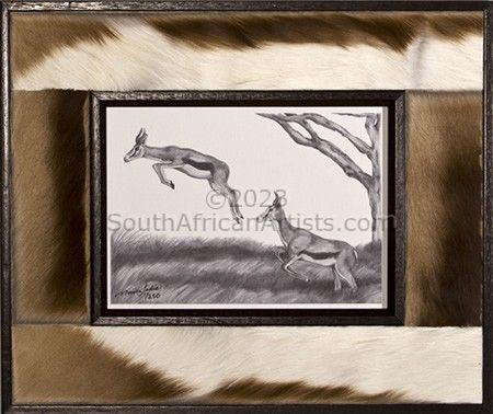 Springbok Leap
