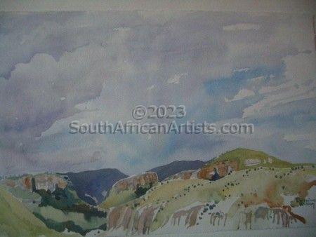 Loteni Drakensburg