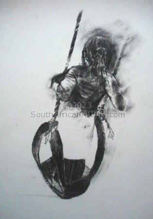 Child on Swing 2