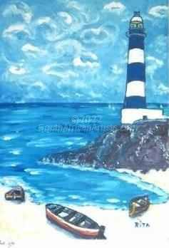 Lighthouse Print 2