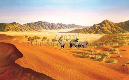 Kalahari Nomads