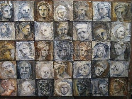 Faces and Fragments