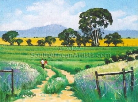 Malmesbury Wheat Fields