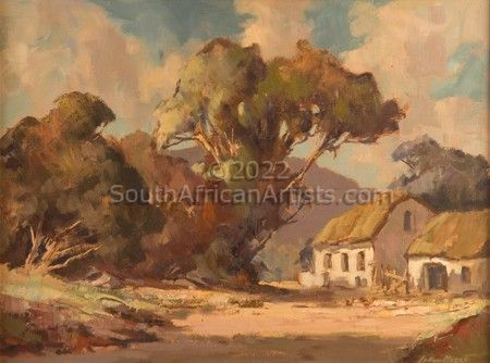 Cottage With Gumtrees