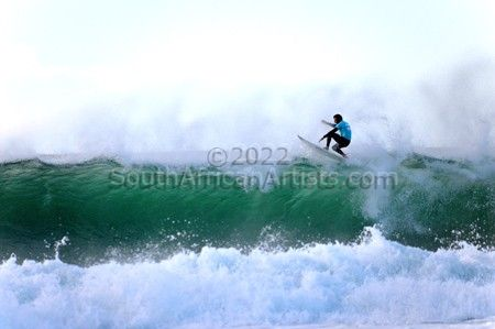 The Surfer #16