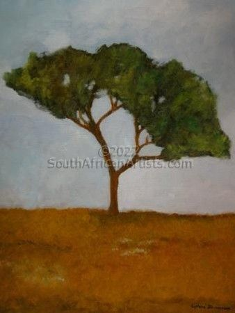 Tree on the Mara
