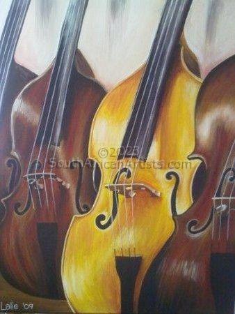 Yellow Cello