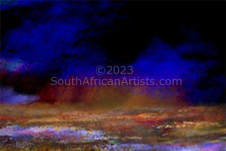 Namaqualand Storm