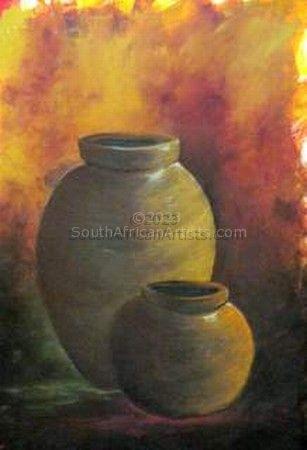 African Pots