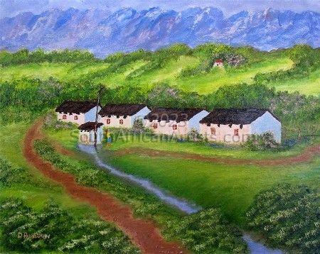 Farm Staff Houses