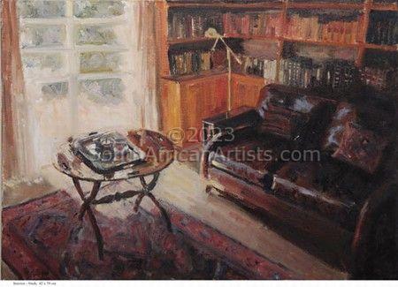 Interior - Study