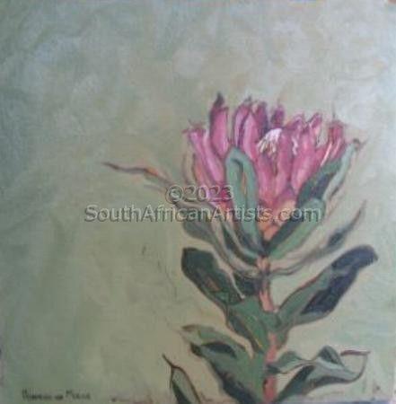 Fynbos 4, Botrivier protea