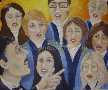 70's Choir