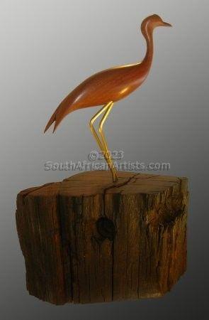 Candle Wood Crane