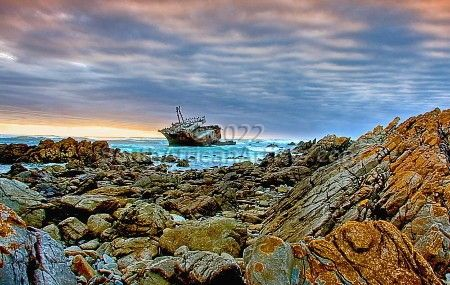 Agulhas Shipwreck 1