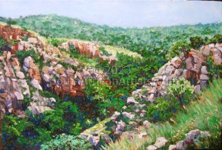 Grootkloof Gorge, Magaliesberg