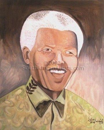 Tata Nelson Mandela