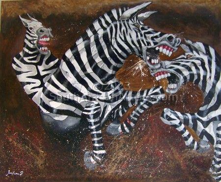 Zebra Conversations