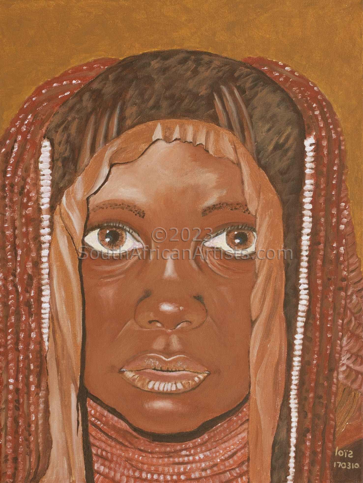 Himba Bride