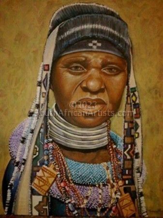 Ndebele Elder