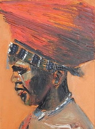 Zulu Married woman