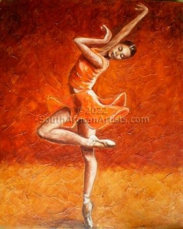 Passion dance 2 (print)