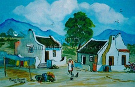 Fisherman's Houses